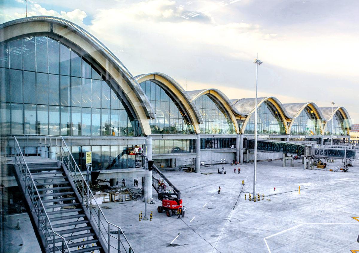 Cebu Airport- facade